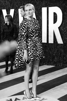 The Now: Oscars Best Dressed via Vanity Fair