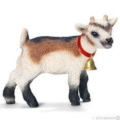 Each Schleich figure is hand painted and sculpted by experts Breathtaking, realistic colors and designs Extremely realistic and highly detailed A wide variety o