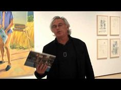 Dive Deep: Eric Fischl and the Process of Painting - YouTube
