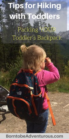 Get your toddler to wear a backpack. This will help get them used to having 35ce28d35e029