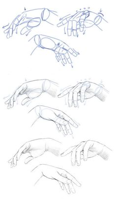 Drawing Tips Anatomy Drawing Lessons, Drawing Techniques, Drawing Tips, Hand Drawing Reference, Art Reference Poses, Anatomy Sketches, Anatomy Drawing, Pencil Art Drawings, Art Drawings Sketches