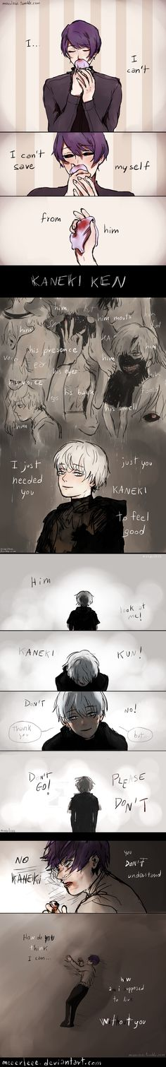 i need you, Kaneki Ken by Meeerleee