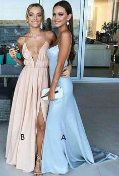 women's fashion, prom dress 2017, long prom dress, best friends