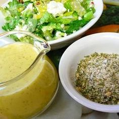 017 - :Italian Salad Dressing Herb Mix ( to use in recipe for Italian Chicken and Potatoes