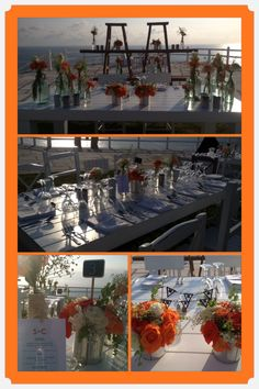 Wedding by The sea... Couture Rentals