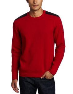 Victorinox Men's Sleaford Crewneck Sweater. #Mens Sweaters #Mens fashion