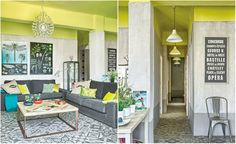 Related image Pantone 2017 Colour, Pantone Greenery, Color Of The Year 2017, Louvre, Patio, Interior, Outdoor Decor, Image, Home Decor