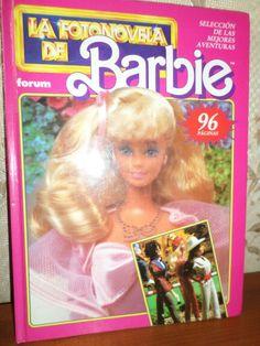 fotonovela BARBIE Barbie Celebrity, Barbie Collector, Dolls, Friends, Cover, Journals, Libros, Infancy, Baby Dolls