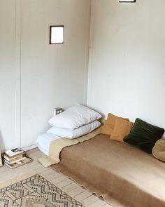 my art studio now has a bed