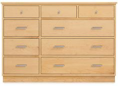 Inspired by the Arts and Crafts movement, the Linear storage collection is built in a small woodworking shop in northern Wisconsin. Its refined, yet durable design, features details like dovetail joinery and handcrafted hardware, all indicative of expert technique. Linear's combination of natural wood and steel, craftsmanship, functionality and timeless design has made it a cornerstone of the Room & Board collection since 1990. And with a variety of both stocked and custom sizes and…