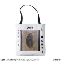 Shop Light, Love, Liberty Tote Bag created by Joys_For_Forever. Forever Products, Fashion Lighting, I Shop, Iphone Cases, Reusable Tote Bags, Liberty, Gifts, Template, Shopping