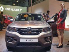 Renault Kwid 1-Litre Launch In August 2016