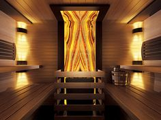 строительство сауны своими руками - Поиск в Google Sauna Design, Saunas, Wellness Spa, Fake Flowers, House Design, Interior Design, Lighting, Wood, Lights