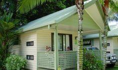 Holiday Resort Cairns - Ensuite Cabin External