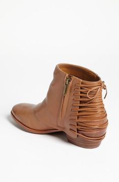 Tie it up! Sam Edelman 'Princeton' Bootie