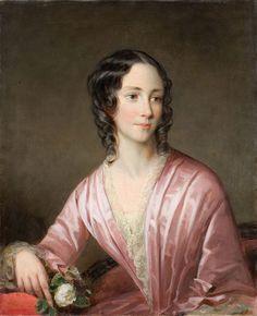 "Princess or Duchess ? Zinaida Yussupova ""The Elder"", by Christina Robertson in 1840."