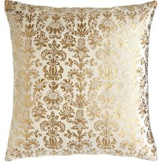 European Khari Print Sham ($140) ❤ liked on Polyvore featuring home, bed & bath, bedding, bed accessories, cream colored bedding, beige euro sham, euro pillow shams, cream bedding and ivory euro sham