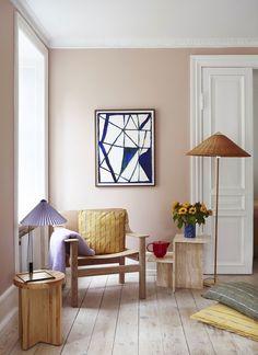 Sådan skal din bolig se ud i 2020 ifølge boligstylist Tikkie Elsøe - ALT. Living Room Inspiration, Interior Inspiration, Cheap Home Decor, Diy Home Decor, Decorating Your Home, Interior Decorating, Home Interior, Interior Design, Interior Colors