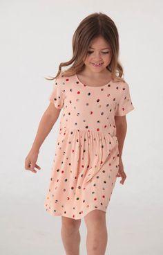 Nice Things Mini SS17 dresses for girls. Fashion for girls. Moda de verano.