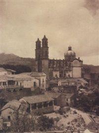Views of Mexico by Hugo Brehme