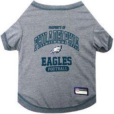 Philadelphia Eagles Pet Shirt XS