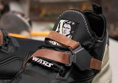 Star Wars And adidas Shoot First With The Holster-Equipped ZX 2K BOOST Han Solo