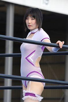 Makoto-Japanese Women Wrestling