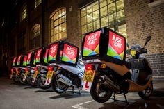 New Post: Just Eat cuts its take for 30 days to help restaurants during the crisis – TechCrunch U. takeout marketplace Just Eat has announced a emergency support package for restaurants on its platform to help them through disruption caused by Just Eat Takeaway, Delivery Comida, Eat Logo, St Just, London Stock Exchange, London Street, Asda, Advertising, Competition