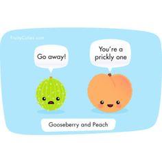 cartoon fruity cuties - Google Search