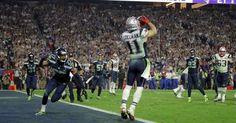 Jogo de futebol americano, Super Bowl 49. New England Patriots X Seattle Seahwaks.   Fotografia: Brian Snyder/REUTERS.