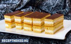 Nyújtás nélküli mézes krémes recept fotóval Tiramisu, Cheesecake, Ethnic Recipes, Food, Cheesecakes, Essen, Meals, Tiramisu Cake, Yemek