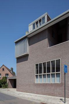 MJose Van Hee Architecten - van Aelten Oosterlinck - Opwijk, België