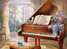 Salon de musique (494 pieces)