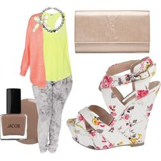 """""""summer love <3"""" by tiinaansorg on Polyvore"""