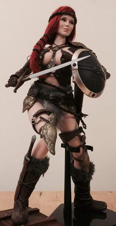 Phicen Barbarian - OSW: One Sixth Warrior Forum