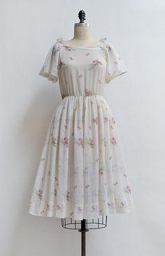 Flower Stand Dress