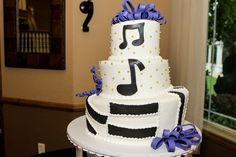 We love this musically themed wedding cake! So unique for our special Stonebrook Manor couple. Outdoor Wedding Venues, Indoor Wedding, Themed Wedding Cakes, Amazing Wedding Cakes, Indoor Outdoor, Photo Galleries, Couple, Unique, Outdoor Wedding Locations
