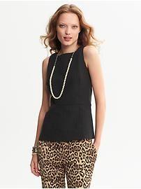 Banana Republic Houndstooth V Back Shell Leopard Pants, Cheetah, Fall Wardrobe, Houndstooth, Tank Tops, Women's Tops, Banana Republic, Shell, Dressing