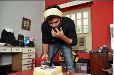Barun Sobti On His Birthday in Kolkata