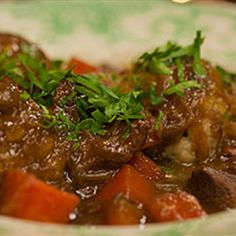 Try this Scandinavian Beef Hunter's Stew with Bacon