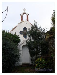 Chapelle des martyrs à Noirmoutier - Framboise à Pornic