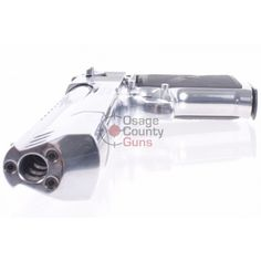 Deser Eagle AE Polished Chrome w/ Muzzle Break - Handguns - Firearms