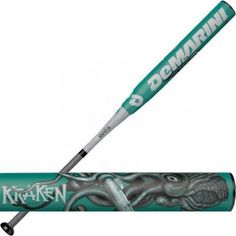DeMarini Kraken USSSA Dxkra Slowpitch Softball Bat - for sale online Slowpitch Softball Bats, Baseball Bats, Baseball Pitching, Basketball Leagues, Buy Basketball, Slow Pitch Softball, Kraken, Lifestyle, Shorts