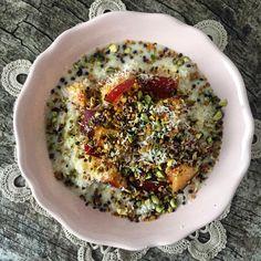 Coentros & Rabanetes: Arroz doce de pequeno-almoço | Breakfast Rice Pudding