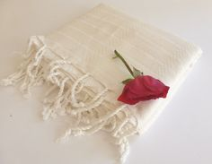 Organic Bamboo Turkish Towel
