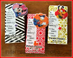 Fish Extender Gifts Disney Tissues Customized by fishygiftsandmore