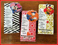 Fish Extender Gifts Disney Tissues Customized by fishygiftsandmore Disney Magic Cruise, Disney Wonder Cruise,