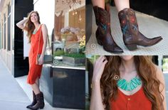 Boots from Country Outfitters