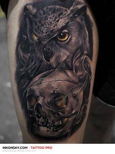 Tattoo by PABLO HERNANDEZ