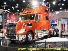 Caminhões Internacionais ( Americanos ) Top Carretas